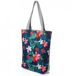 Kvetinová plážová kabelka...