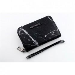 Čierna peňaženka Diana&Co s...