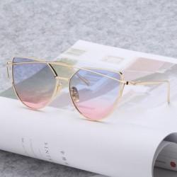 Ombre cat eye slnečné okuliare