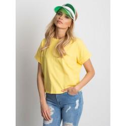 Žlté tričko WOODLAND