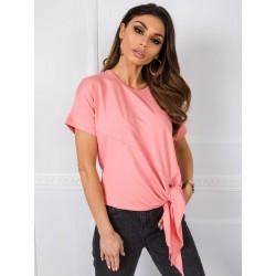 Ružové tričko RUE PARIS