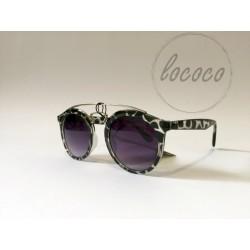 Tigrované okuliare