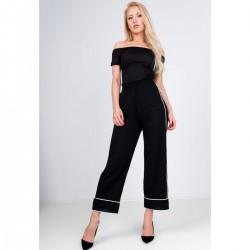 Široké dámske nohavice