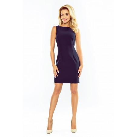 Tmavomodré šaty MONIKA