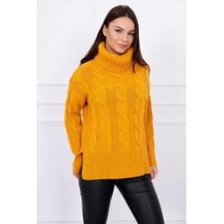 Dámsky rolákový sveter