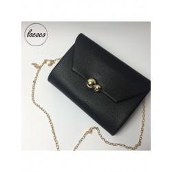 Čierna spoločenská kabelka...